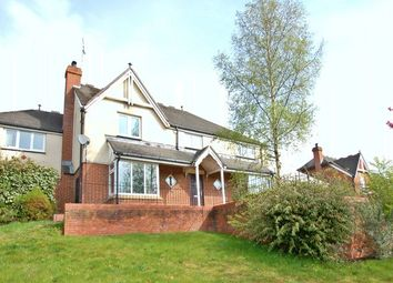 Thumbnail 5 bedroom detached house for sale in Deyncourt Close, Darras Hall, Newcastle Upon Tyne