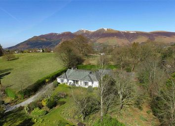 Thumbnail 3 bedroom detached bungalow for sale in Lingy Bank, Portinscale, Keswick, Cumbria