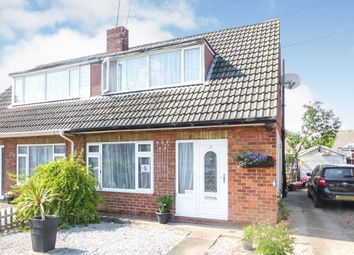 2 bed semi-detached bungalow for sale in Capstan Road, Hull HU6