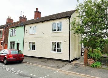 Thumbnail 3 bed semi-detached house for sale in Silver Street, Oakthorpe, Swadlincote