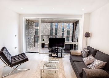 Thumbnail 1 bed flat to rent in Bodiam Court, Lakeside Drive, London