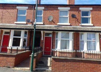 Thumbnail 2 bed terraced house for sale in Whitechapel Street, Whitemoor, Nottingham, Nottinghamshire