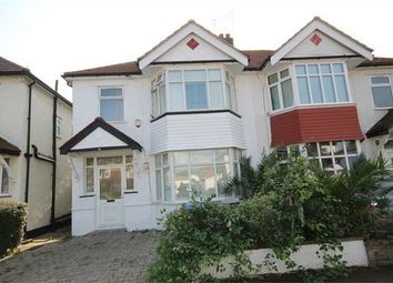Thumbnail 4 bed semi-detached house to rent in Geary Road, Dollis Hill, London, United Kingdom