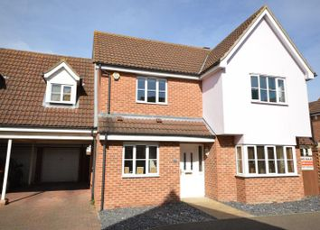 Thumbnail 4 bed link-detached house for sale in Artillery Drive, Dovercourt, Essex