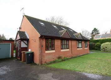 Thumbnail 3 bed semi-detached bungalow for sale in Luff Meadow, Needham Market, Ipswich