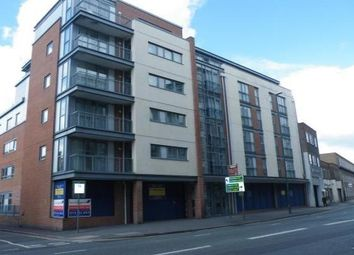 Thumbnail 2 bed penthouse to rent in Canal Street, Nottingham