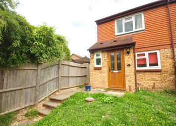 Thumbnail 2 bed semi-detached house to rent in Robin Close, Southwater, Horsham