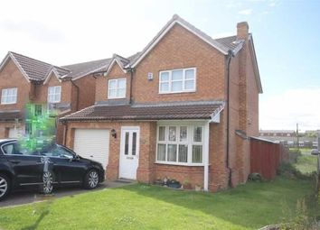 Thumbnail 4 bed detached house for sale in Meadow Court, Tow Law, Bishop Auckland