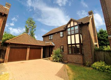 Thumbnail 4 bed detached house for sale in Riverview Way, Kempston