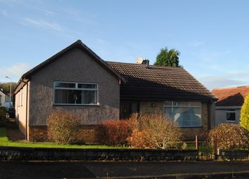Thumbnail 4 bed bungalow for sale in Hillfoot Avenue, Wishaw