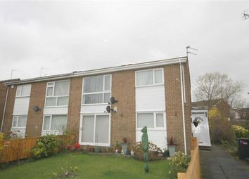 Thumbnail 2 bed flat for sale in Norton Close, Chester Le Street, County Durham