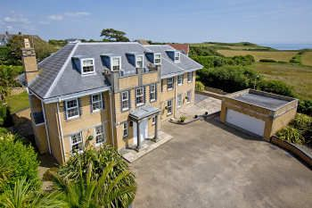 Thumbnail 6 bedroom detached house for sale in Channel View, Langland, Swansea