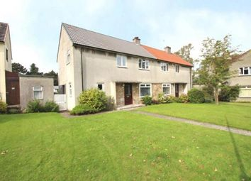Thumbnail 3 bed semi-detached house for sale in Alburne Park, Glenrothes, Fife
