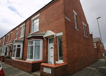 Thumbnail 3 bed terraced house for sale in Rosebery Avenue, South Shields