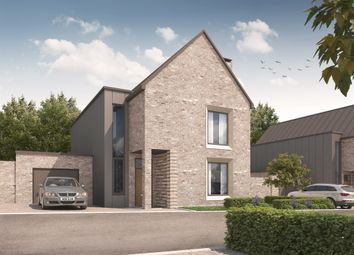 Thumbnail 4 bedroom detached house for sale in Sand Pit Road, Calne