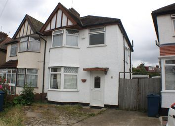 Thumbnail 3 bedroom semi-detached house for sale in Merlin Crescent, Edgware, Middlesex