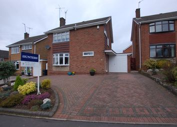 Thumbnail 3 bed detached house for sale in Blandford Drive, Wordsley