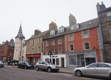 Thumbnail 3 bed flat for sale in High Street, Dunbar