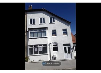 Thumbnail 1 bed flat to rent in Ellerbeck Road, Cleveleys, Lancashire