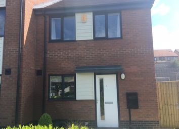 Thumbnail 2 bedroom semi-detached house to rent in 150 Broomhouse Lane, Edlington, Doncaster.