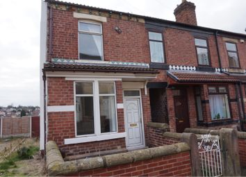 Thumbnail 2 bed end terrace house for sale in Garfield Mount, Rotherham
