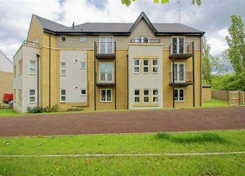 Thumbnail 2 bed flat for sale in Sakura Walk, Willen Park, Milton Keynes, Bucks