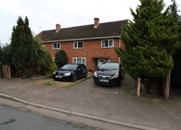 Thumbnail 3 bed semi-detached house for sale in Glebe Road, Newent