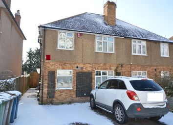 Thumbnail 2 bed maisonette to rent in Brook Avenue, Harrow