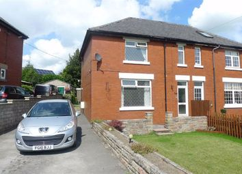 Thumbnail 3 bed semi-detached house for sale in Burlow Road, Buxton, Derbyshire