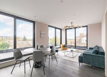 Thumbnail 3 bed flat for sale in Larden Hall, Essex Park Mews, London