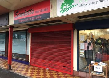 Thumbnail Retail premises to let in Derby Road, Nottingham