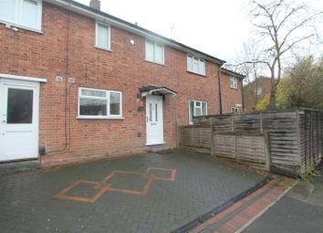 Thumbnail 3 bedroom terraced house to rent in Longmead, Hatfield