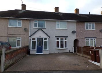 Thumbnail 3 bed terraced house for sale in Colleymoor Leys Lane, Clifton, Nottingham, Nottinghamshire