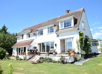 Thumbnail 6 bed detached house for sale in Newton Road, Bishopsteignton, Teignmouth