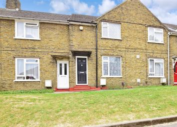 Thumbnail 3 bed terraced house for sale in Darnley Road, Strood, Rochester, Kent