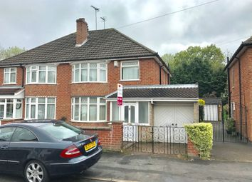 Thumbnail 3 bedroom semi-detached house for sale in Westover Road, Braunstone, Leicester