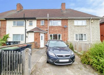 Thumbnail 3 bed terraced house for sale in Dennis Avenue, Beeston, Nottingham