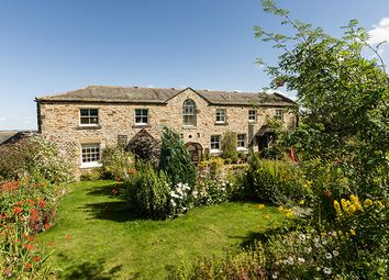 Thumbnail 4 bed barn conversion for sale in The Olde Mill House, Newfield, Minsteracres, Northumberland