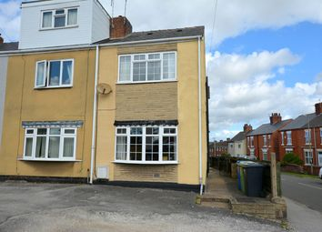 Thumbnail 2 bed end terrace house for sale in Coronation Road, Brimington, Chesterfield