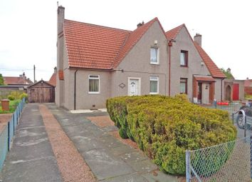 Thumbnail 3 bed semi-detached house for sale in Lilac Bank, Methil, Leven