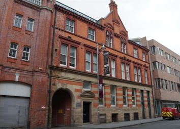 Thumbnail 2 bedroom flat for sale in Rutland Street, Leicester