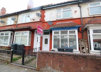 Thumbnail 3 bedroom terraced house for sale in Tew Park Road, Handsworth