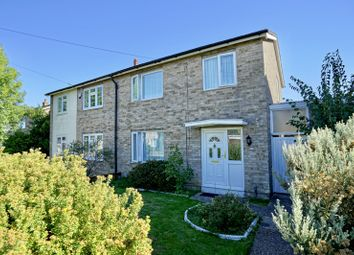 Thumbnail 3 bed semi-detached house for sale in Shirdley Road, Eynesbury, St. Neots