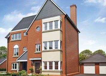 Thumbnail 4 bed semi-detached house for sale in Corunna By Bellway, Aldershot