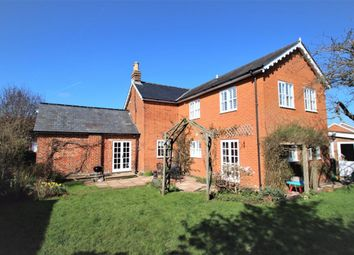 Thumbnail 4 bed detached house for sale in Basingstoke Road, Riseley