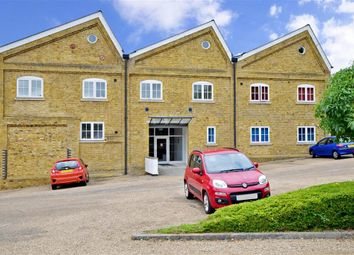 Thumbnail 2 bed flat for sale in Mill Race, River, Dover, Kent