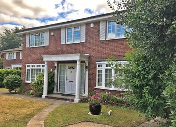 Thumbnail 5 bed detached house to rent in East Gardens, Woking