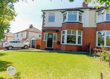 Thumbnail 3 bed semi-detached house for sale in Chelford Avenue, Sharples, Bolton, Lancashire