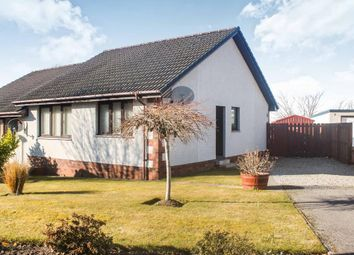 Thumbnail 2 bed semi-detached house for sale in Castlehill Gardens, Inverness
