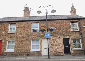 Thumbnail 2 bed terraced house for sale in Woolpack Yard, Newnham Street, Ely